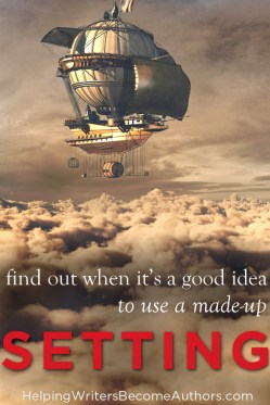 Find Out When It's A Good Idea to Use A Made-Up Setting