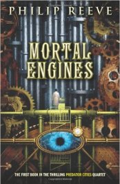 Mortal Engines Philip Reeves New Cover