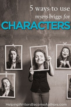 5 Ways to Use Myers-Briggs for Characters