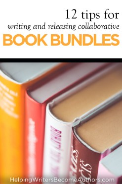 12 Tips for Writing and Releasing Collaborative Book Bundles