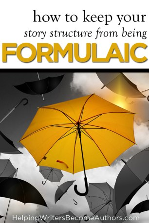4 Ways to Prevent Formulaic Story Structure