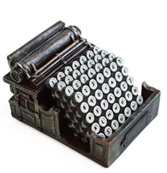 5 Typewriter Coasters