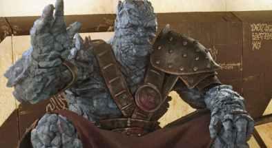Thor Ragnarok Korg
