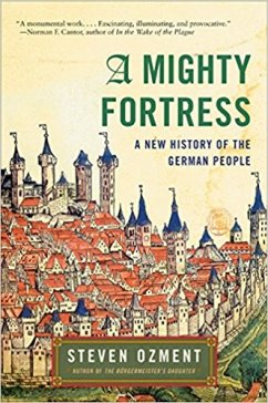 A Mighty Fortress Steven Ozment