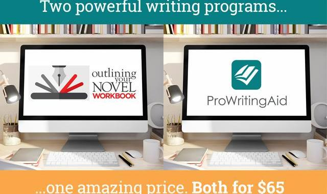ProWritingAid Outlining Your Novel Workbook Promo