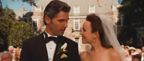 Time Traveler's Wife Wedding Rachel McAdams Eric Bana