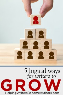 4 logical ways for writers to grow pinterest