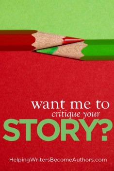 want me to critique your story pinterest