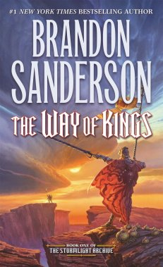 way of kings brandon sanderson