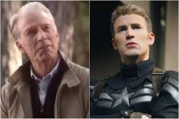 Avengers Endgame Old Steve