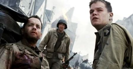 Saving Private Ryan Tom Hanks Matt Damon