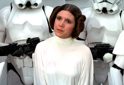 Princess Leia Star Wars New Hope Carrie Fisher