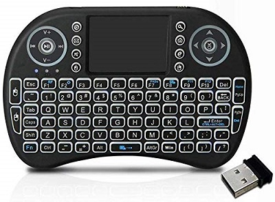 Keyboards With Touchpad