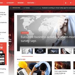 Free and Paid Tech Blog Wordpress Themes