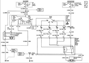 Wiring Diagram For Frontrear Air Conditioner? Air Not