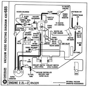 I Need Vacuum Hose Diagram Or Photos | 2000 Lincoln