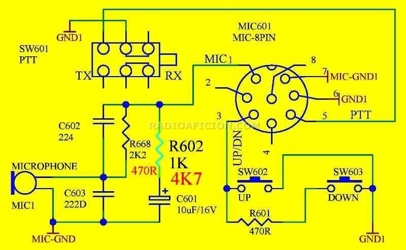 Telex Turner Road King 56 Wiring Diagram Nemetasaufgegabeltinfo. Bearcat Cb Radio Microphone Wiring Diagram Trusted Turner Road King 56 Parts Telex. Wiring. For Road King 56 Mic Wiring Diagram At Scoala.co