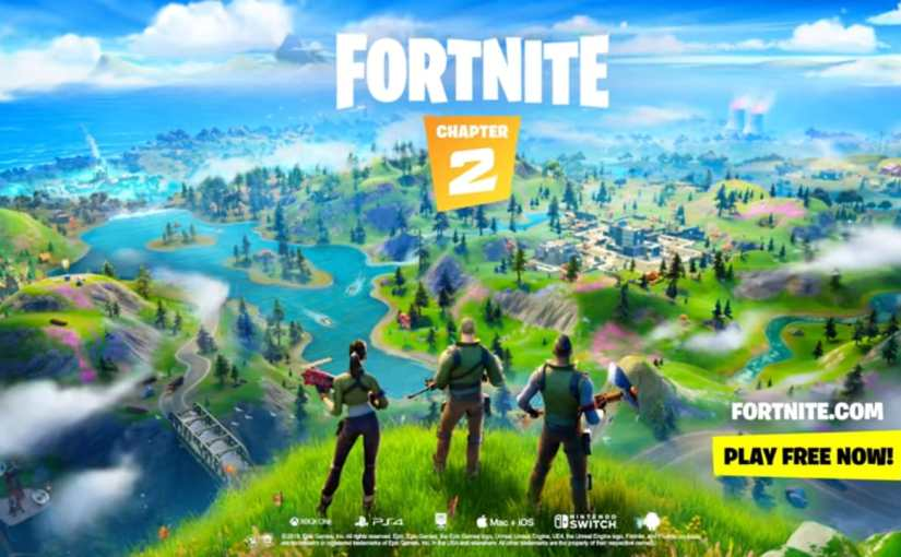 Download and install mobile Fortnite from the Epic store for Android