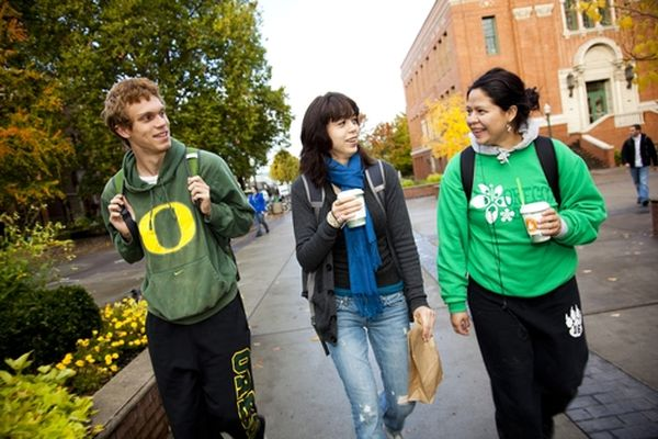 University of Oregon Scholarships