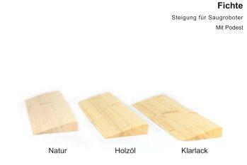 Türschwellenrampen aus Holz - Fichte