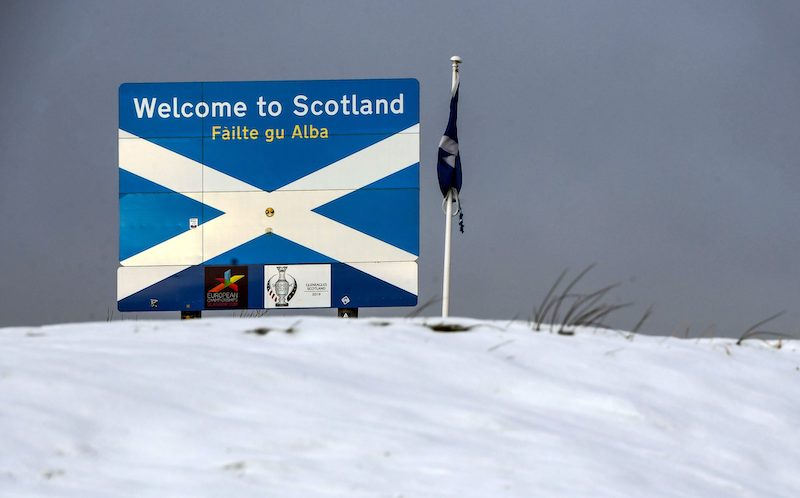 Scottish government analysis highlights benefits of re-joining EU