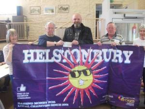 Helstonbury at Helston Memory Cafe