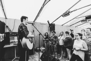 Sonny on Acoustic Cornwall