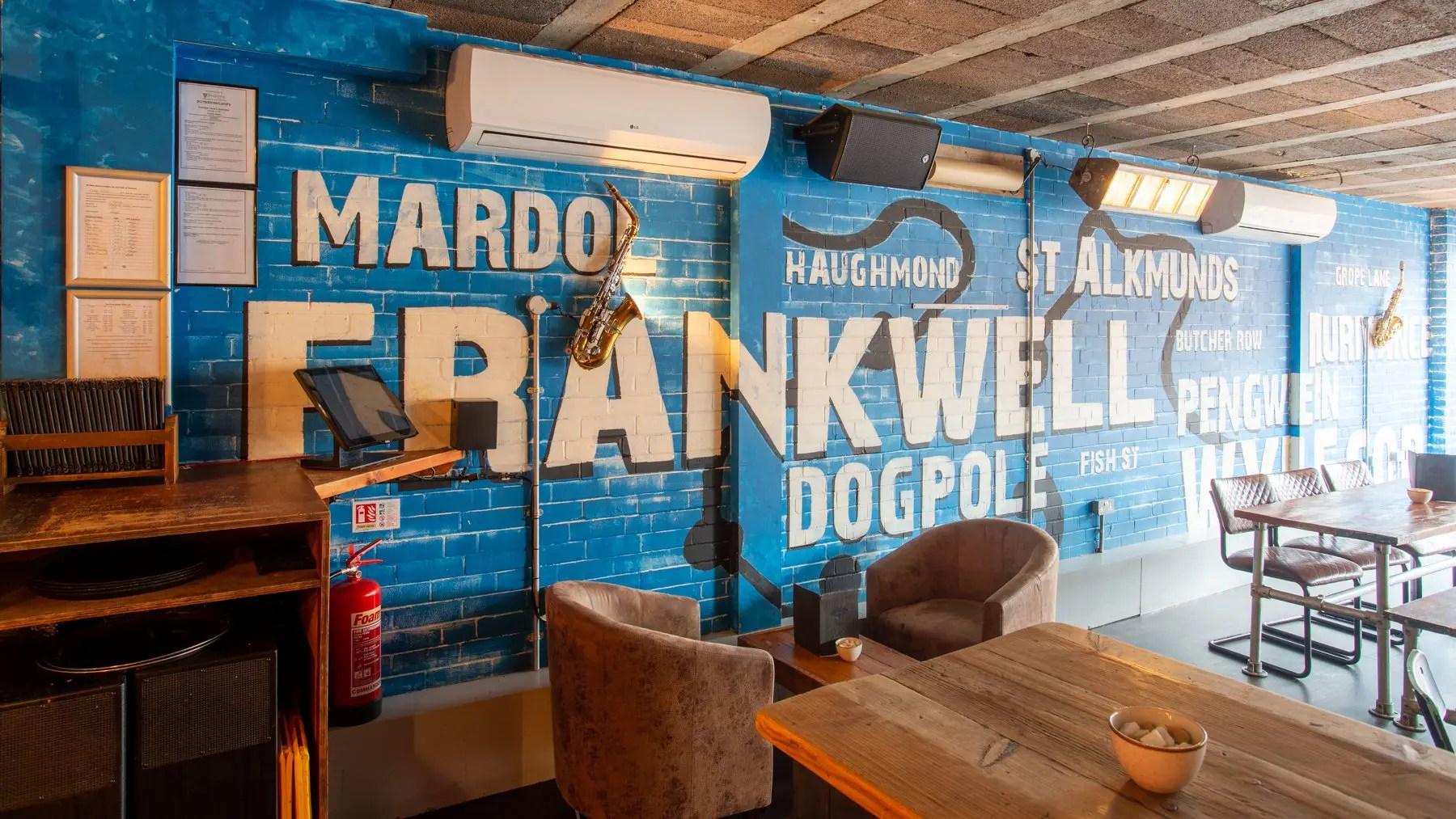 Funky Frankwell
