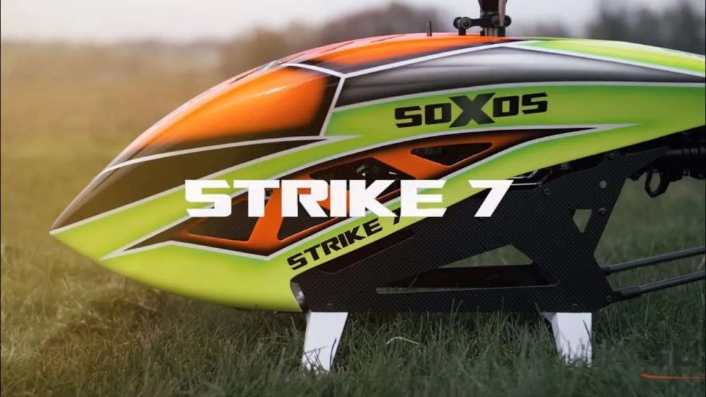 Soxos Strike7 Now Available at hely-shop.co.uk