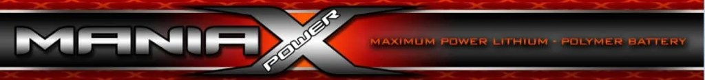 Maniax, ManiaX Power – Lipo for RC Helicopters