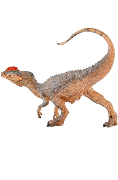 Dilophosaure figurine jurassic park world