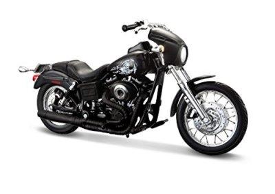 2003-Harley-Davidson-Dyna-Super-Glide-Sport-Maisto-32340-Sons-Of-Anarchy-Jackson-Jax-Teller-112-Die-Cast-0