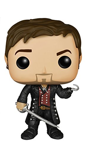 Funko-Fun5324-Pop-Once-Upon-A-Time-Hook-0