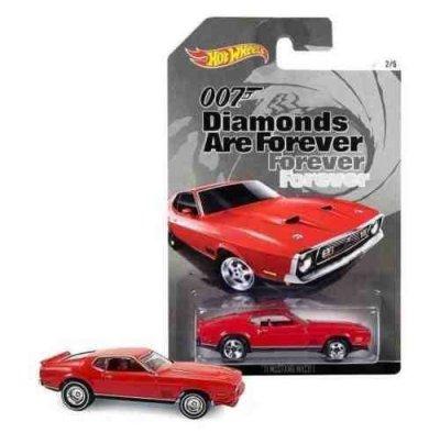 Hot-Wheels-James-Bond-Les-Diamants-Sont-Eternels-1971-Mustang-Mach-1-Voiture-Miniature-0