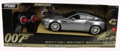 Toy-State-James-Bond-Light-and-Sound-British-Secret-Service-RC-Aston-Martin-Vanquish-V12-Die-Another-Day-by-Toy-State-English-Manual-0