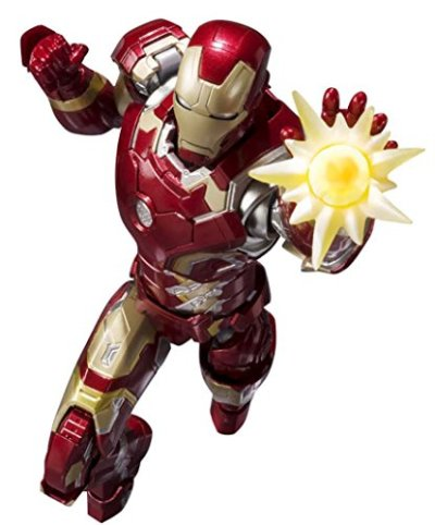 Bandai-93821-3-Iron-Man-Mark-Xliii-Sh-Figuarts-0
