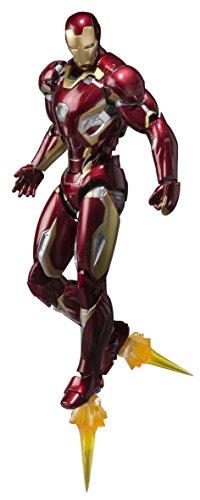 Bandai-96314-7-Figurine-dIron-Man-Mark-XLV-Personnage-Marvel-Extrait-de-Avengers-lEre-dUltron-0