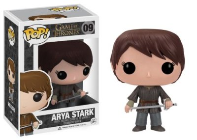 Funko-Bobugt009-Figurine-Cinma-Game-Of-Thrones-Bobble-Head-Pop-09-Arya-Stark-0
