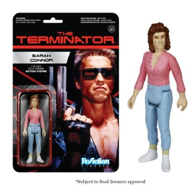 Import-AnglaisFunko-Terminator-Sarah-Connor-ReAction-3-34-Inch-Retro-Action-Figure-0
