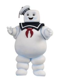 Marshmallow-ghostbuster