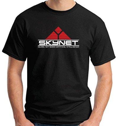 T-Shirtshock-T-shirt-Homme-TGAM0065-Skynet-Neural-Net-Based-Artificial-Intelligence-0