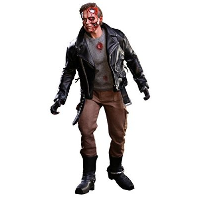 Terminator-Figurine-16-T-800-Battle-Damaged-32-cm-0