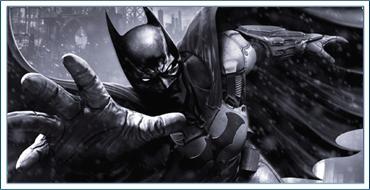 Voyage à Gotham city