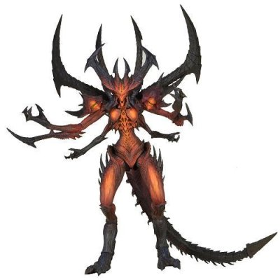 Diablo-3-7-inch-Deluxe-Scale-Action-Figure-Diablo-Lord-of-Terror-by-NECA-0