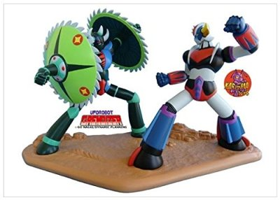GOLDORAK-Diorama-Rsine-Grendizer-Vs-Janus-Karisma-Toys-0