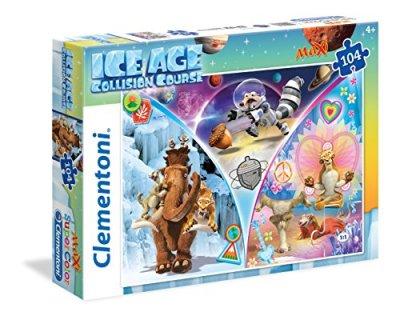 Clementoni-239771-Puzzle-Maxi-Age-de-glace-5-104-Pices-0