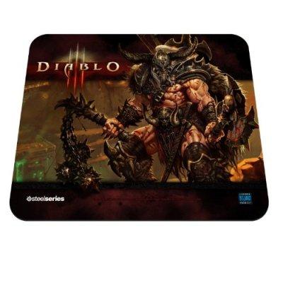 steelseries-Diablo-III-Barbarian-dition-Tapis-de-Souris-Noir-0