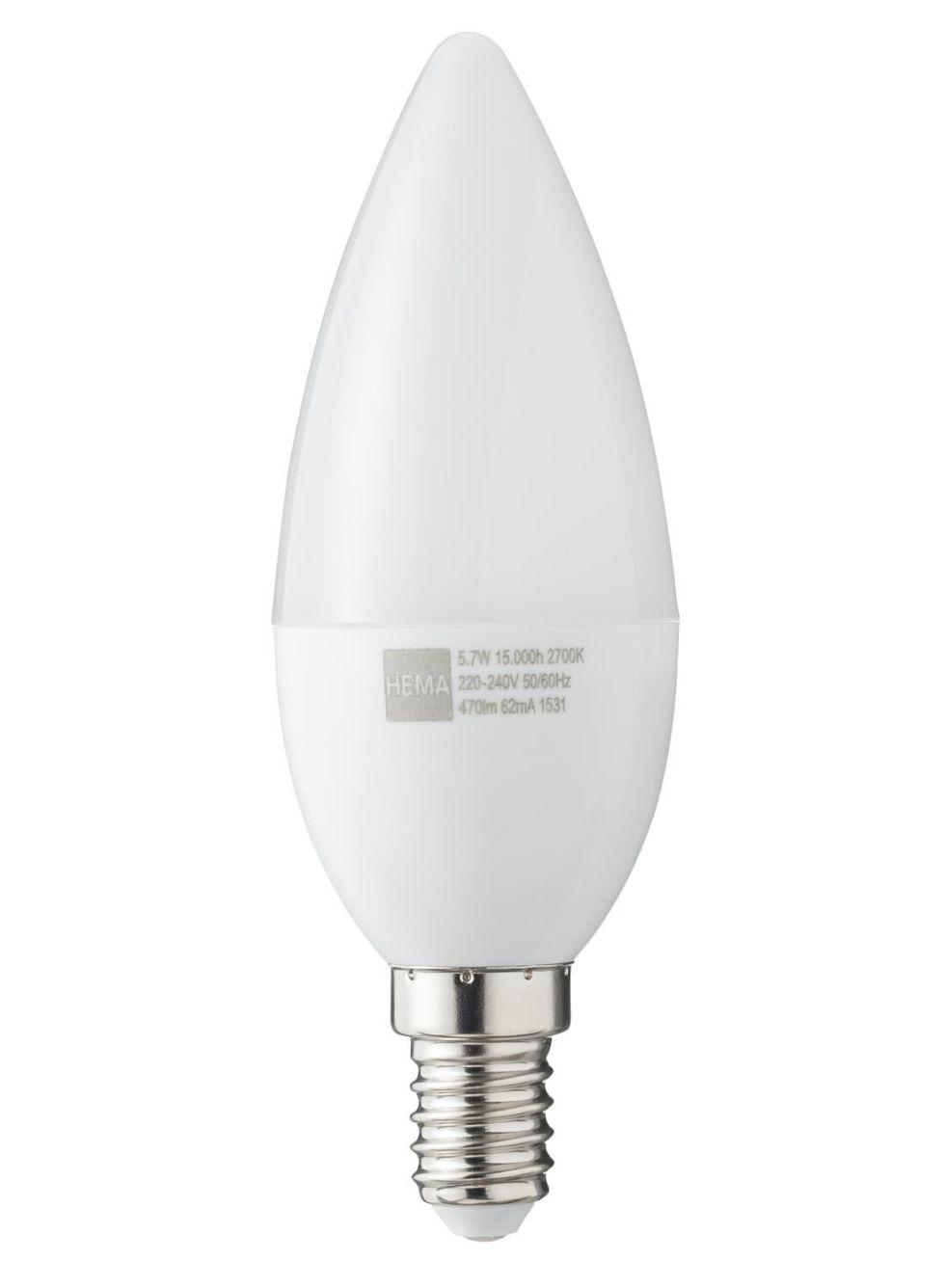 HEMA LED Kaarslamp 40w - MyDailyShopper