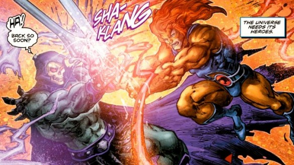 Image result for he man thundercats crossover