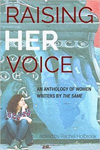 Book Cover: Raising Your Voice - An Anthology by Women Writers
